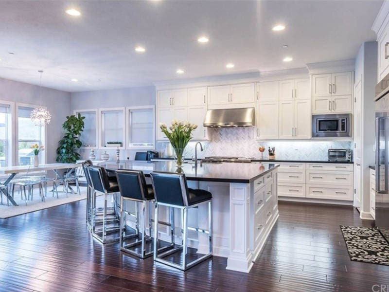 Sparkling White Kitchens Inspiration From Ca Homes