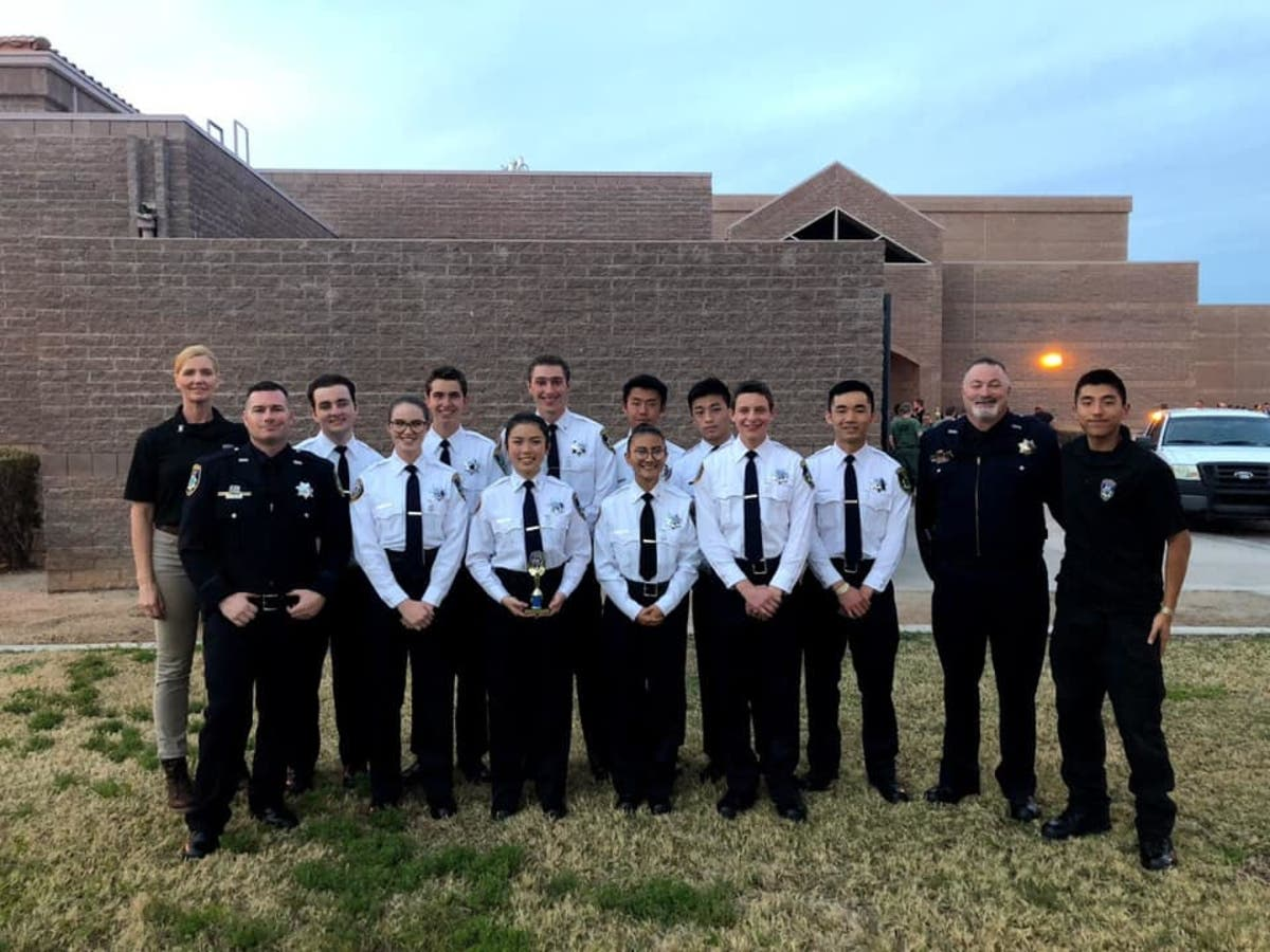 Piedmont Explorers Attend Competition In Arizona
