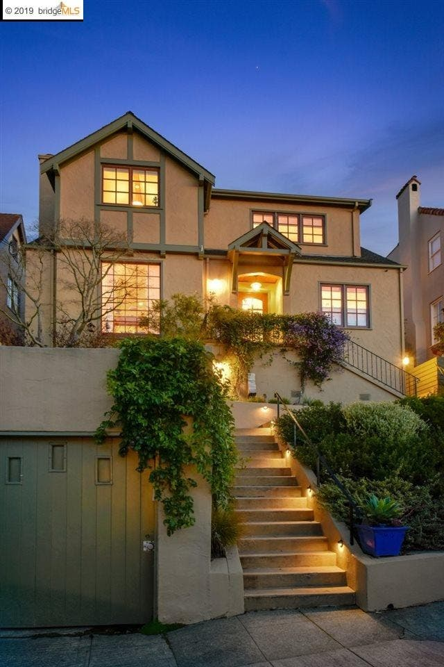 1925 Home In Piedmont: New Listing