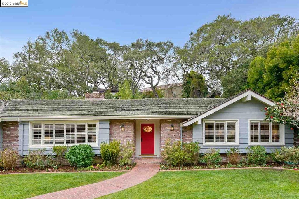 Classic Mid-Century Piedmont Home Just Listed