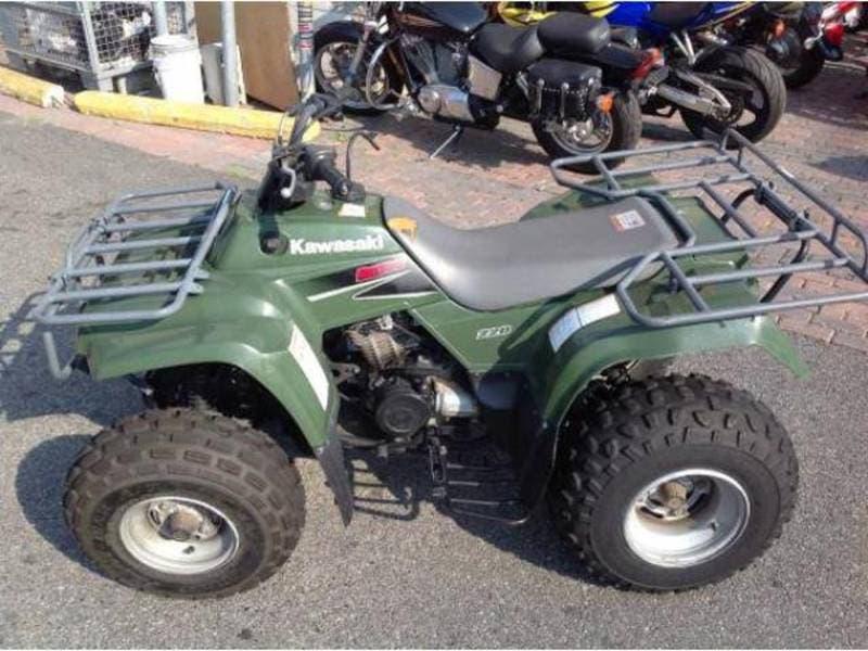 Newark Little League ATV Stolen: Photo