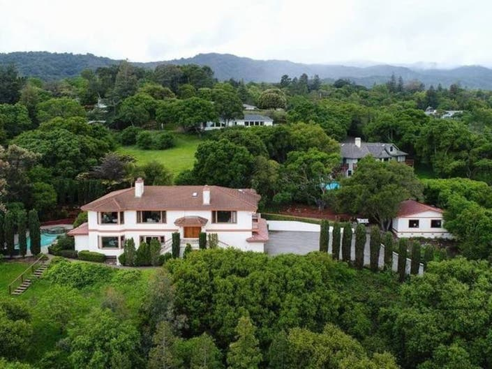 CA Homes With Hill Views