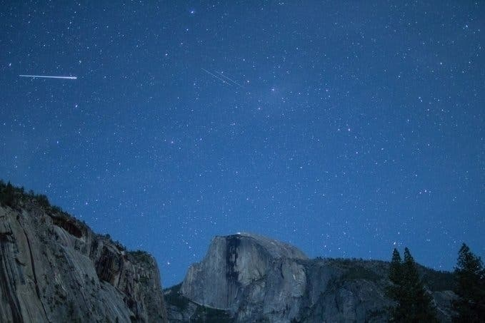Eta Aquarids Meteor Shower Peaks: When To View In The Bay Area