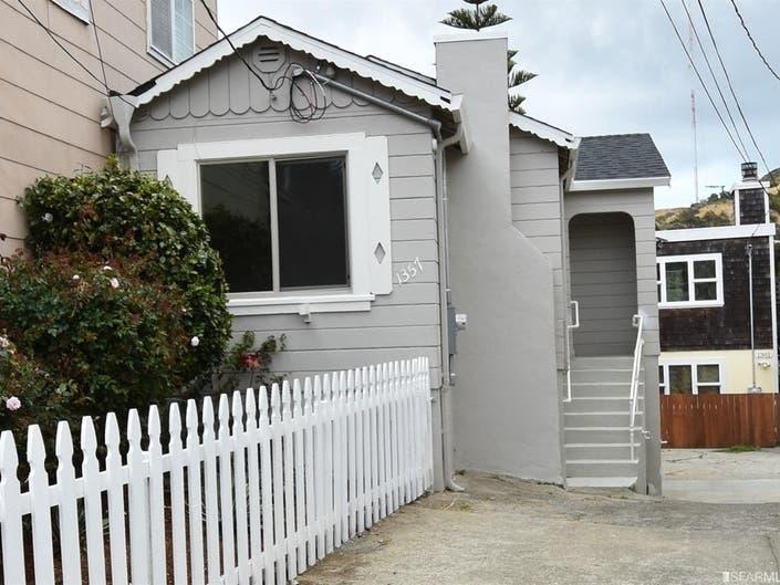 Affordable San Francisco Cottage Under $700,000