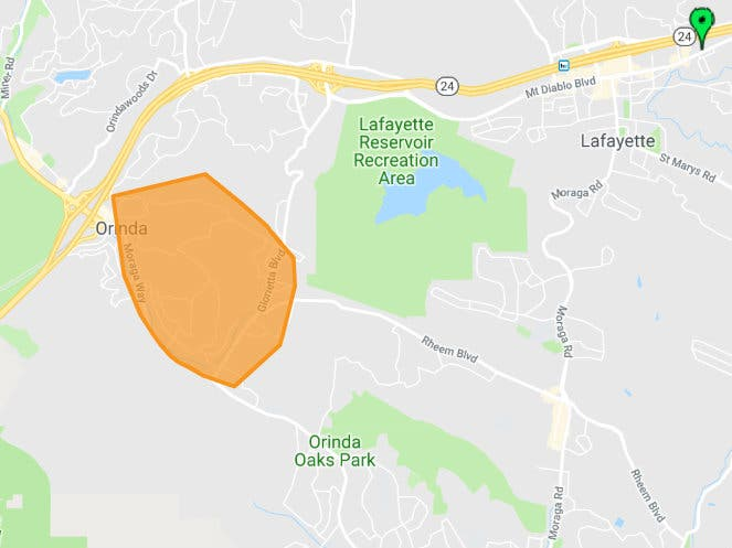 Lamorinda Power Fully Restored | Lamorinda, CA Patch