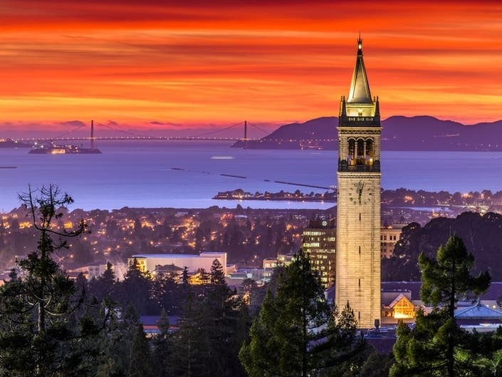 Berkeley Makes Top 10 List Of Most Brainy Cities In The Nation