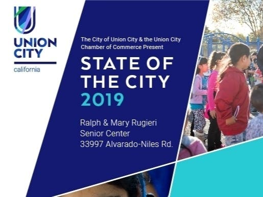 Win Free Prizes At State Of The City Address This Thursday | Union