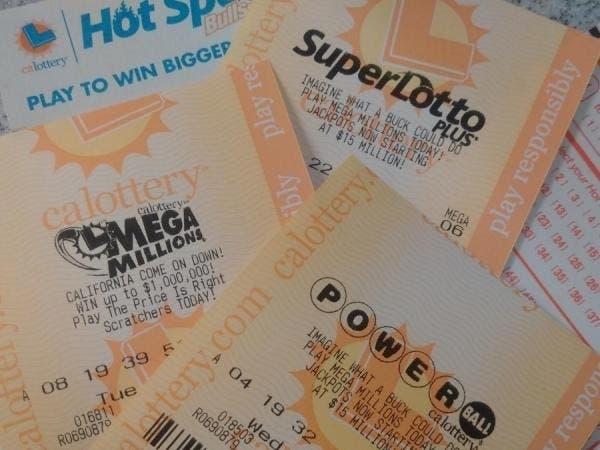 2 Bay Area Lottery Tickets Each Worth $16,334 | San