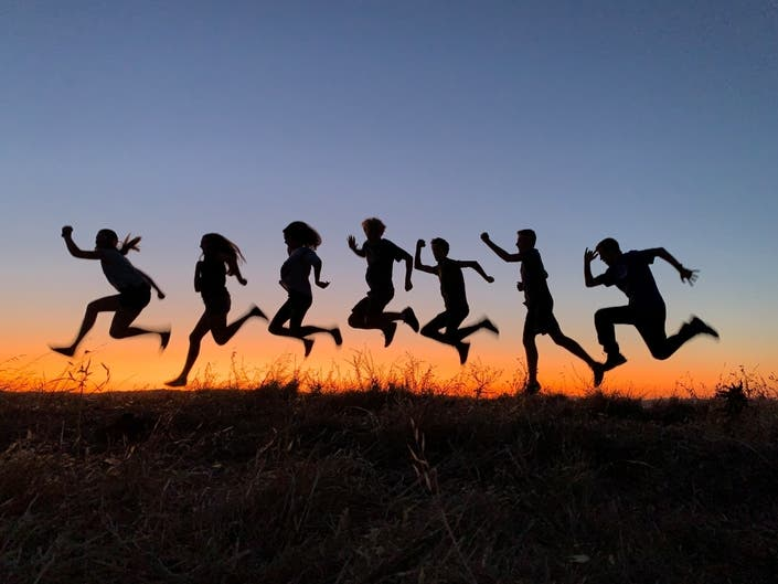 Jumping For Joy: Photo Of The Day