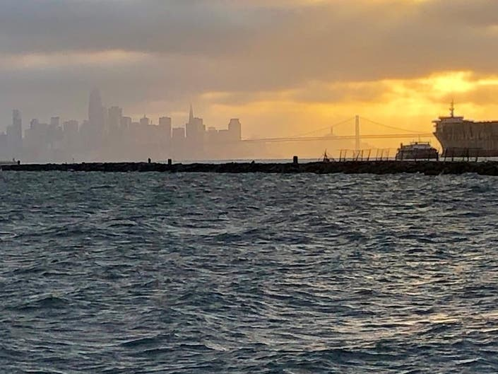 San Francisco Across The Bay: Photo Of The Day