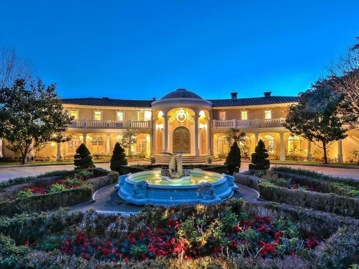 16 Of The Largest Homes For Sale In CA