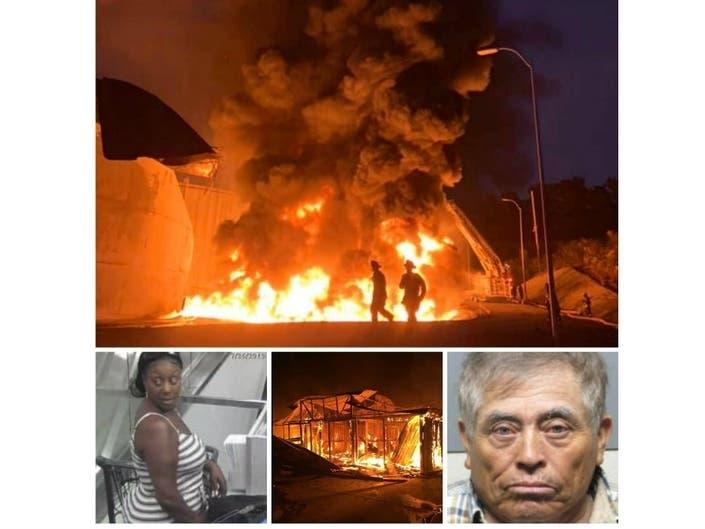 Tank Fire | Sexual Assault: Berkeley, East Bay Police Log