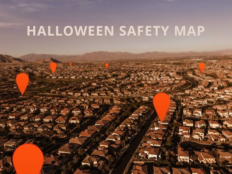 Sex Offenders In Piedmont: Halloween Safety Map 2019