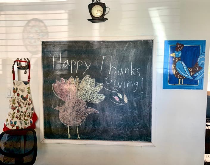 Happy Thanksgiving: Photo Of The Day