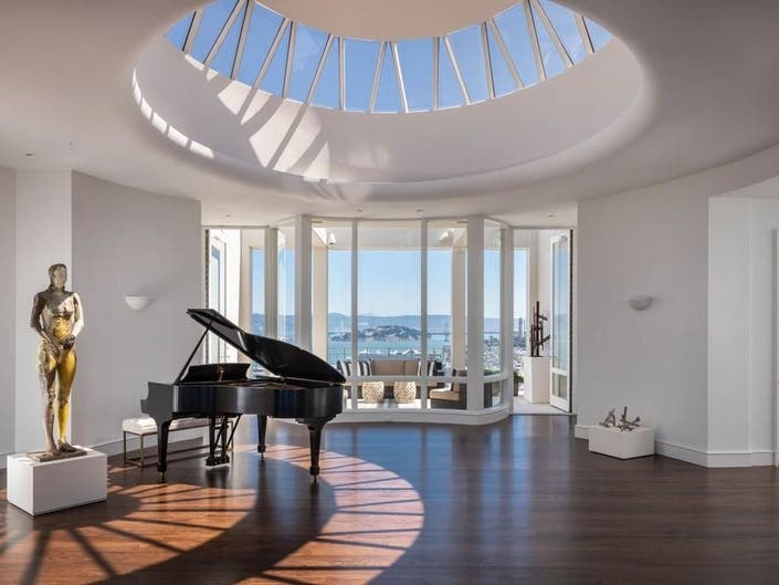 $6M Price Drop On San Francisco Penthouse With Sweeping Views