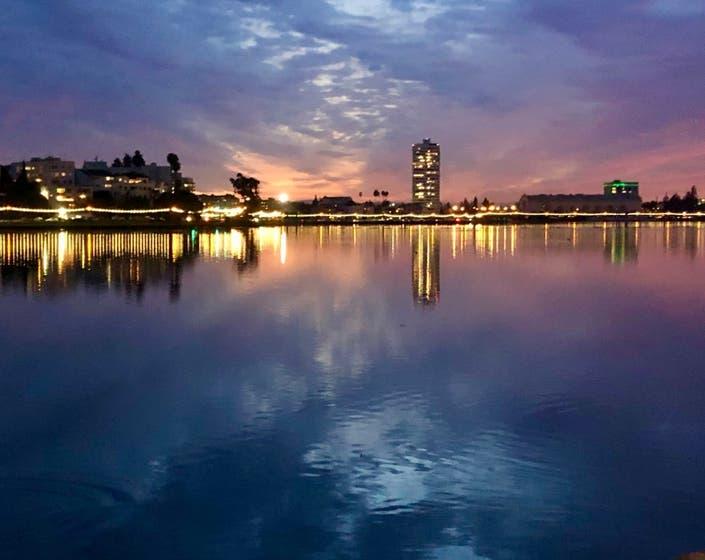 Lake Merritt Sunset: Photo Of The Day