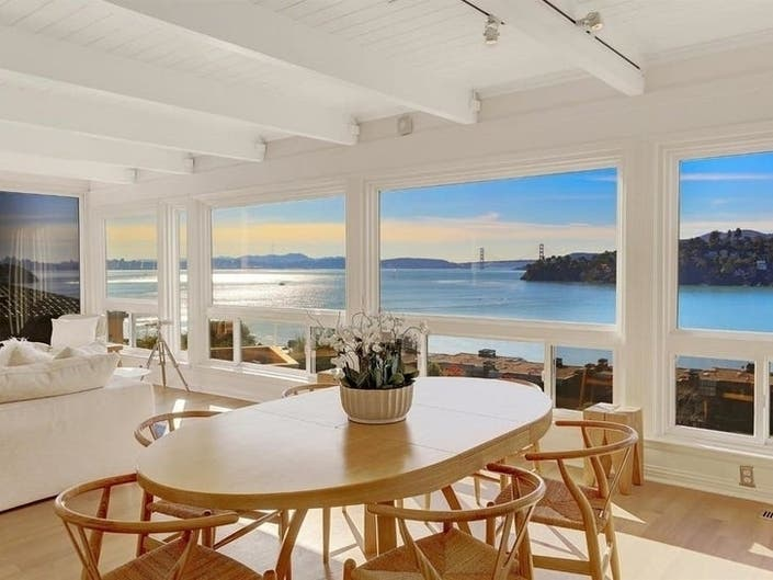 Sublime Bay Views In California: Homes For Sale