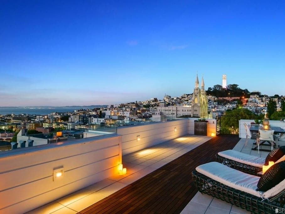 Condo With This Killer View Just Listed In San Francisco