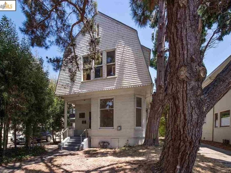 1909 Dutch Colonial Just Listed In Berkeley