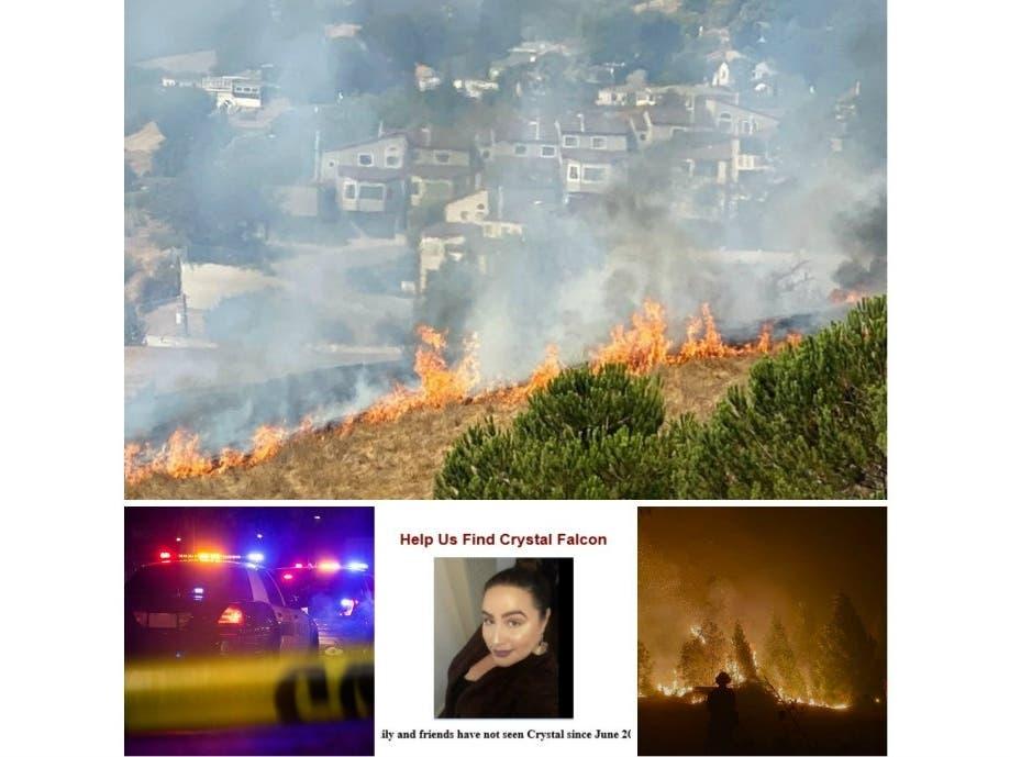 East Bay Brush Fire | Arrests: Berkeley, East Bay Police Log