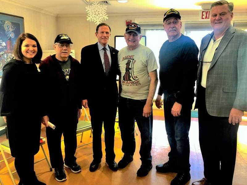 Veterans Learn Agent Orange from Sprayed & Betrayed Activists