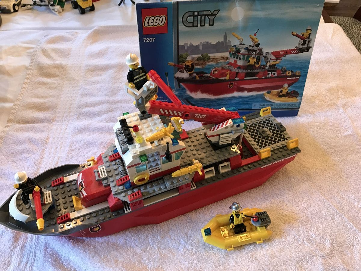 Legos for Sale (all are put together and include ...