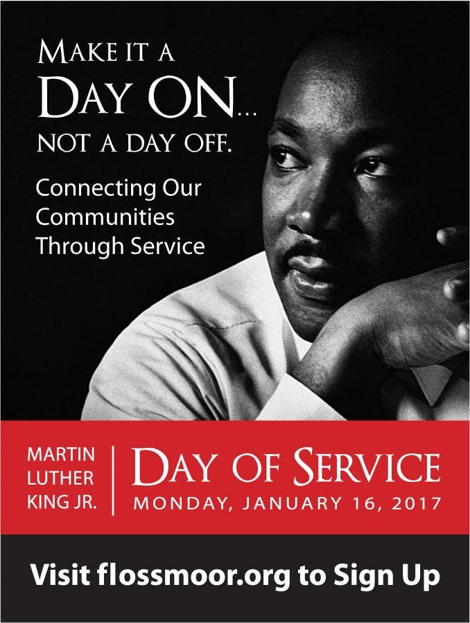 Flossmoor Expands Martin Luther King Day Event into ...