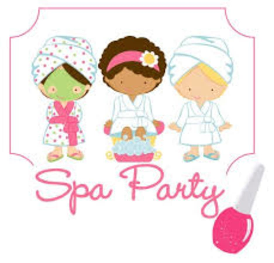 Girls Spa Parties/Princess Moana Parties For Girls