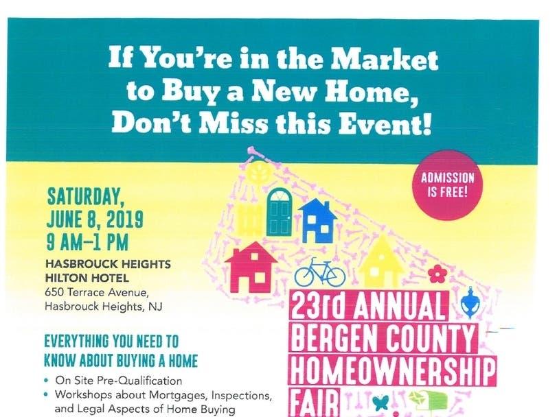 Bergen County 2019 Homeownership Fair | Teaneck, NJ Patch