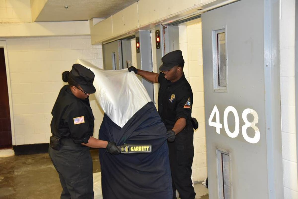 Shakedown Uncovers Contraband At Fulton County Jail | Sandy Springs
