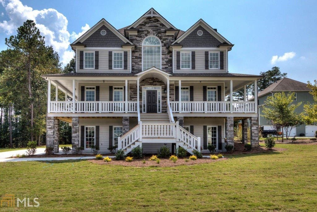 Wow House Wraparound Porch 2 Master Bedrooms Cartersville Ga Patch