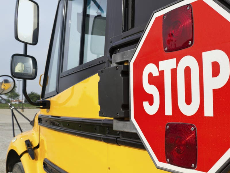 What Is School Bus Drivers Designated Place Of Safety