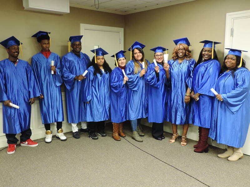 15 graduate from north fulton community ged class roswell ga patch