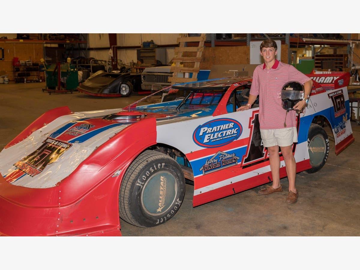 Student Moonlights As Dirt Track Race Car Driver Cartersville Ga Patch