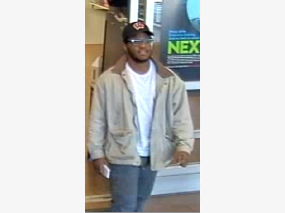 Man Wanted For Questioning In Public Indecency At Walmart