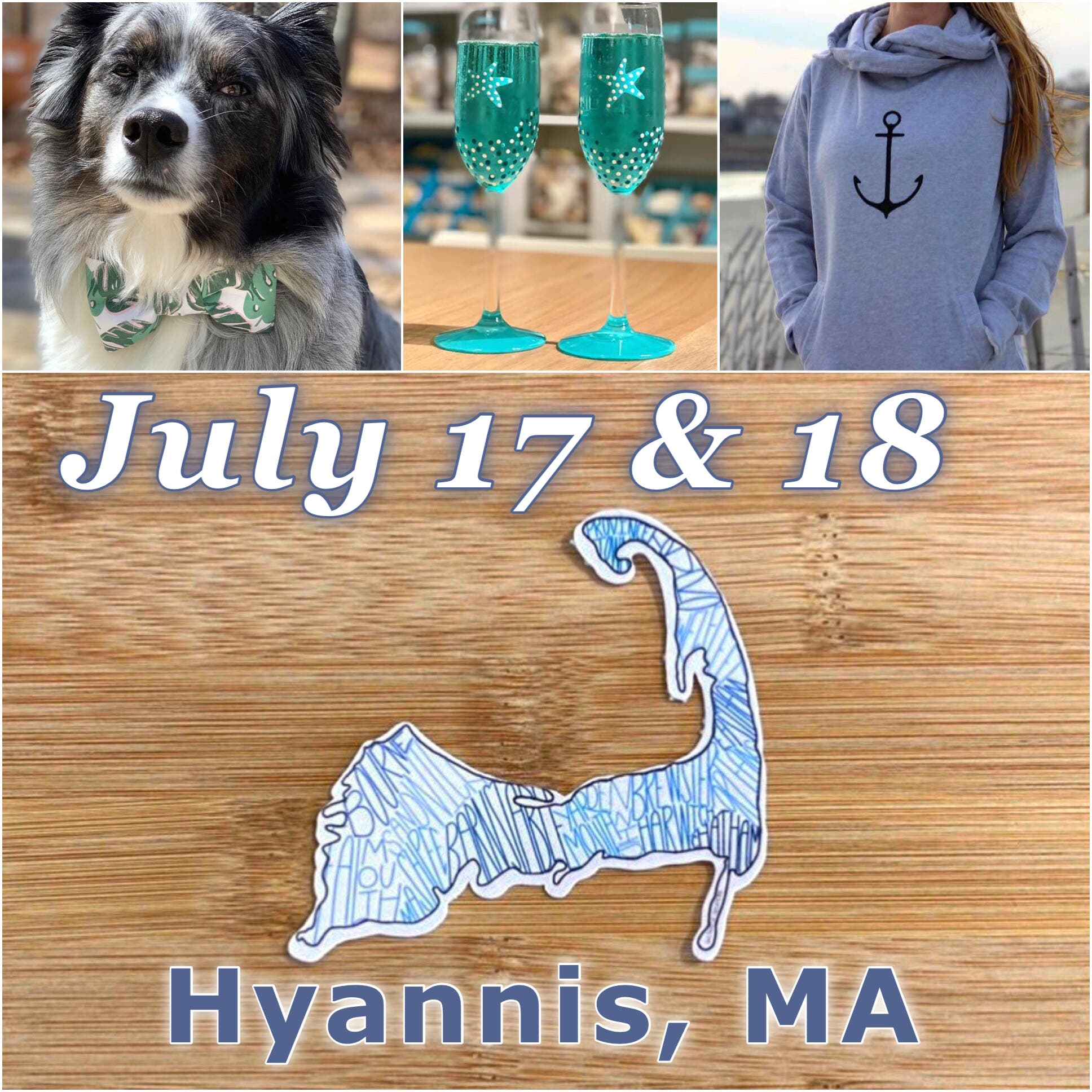 9th Annual Hyannis Summer Arts and Craft Festival
