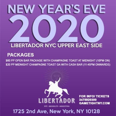 dec 31 libertador nyc new year s eve nye party 2020 new york city ny patch patch