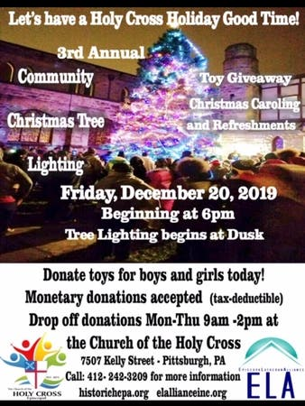 3rd Annual Christmas Tree Lighting