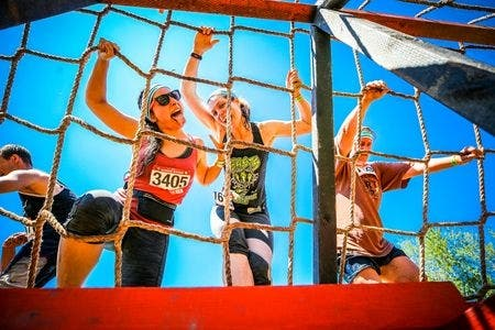 Nov 7 | Rugged Maniac 5k Obstacle Race