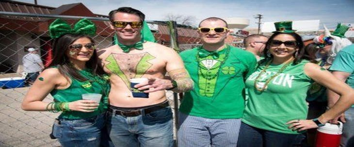 "Albany St Patrick's Day ""Luck of the Irish"" Bar Crawl -March 2021"