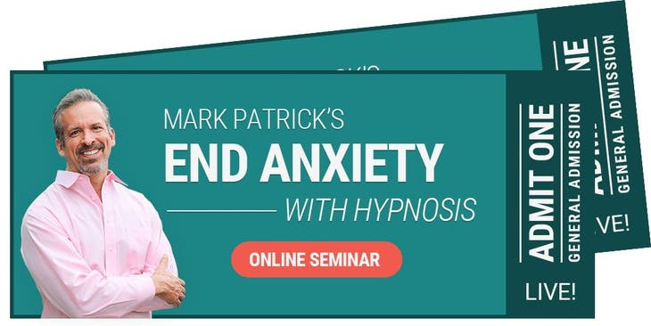 End Anxiety With Hypnosis Seminar Online