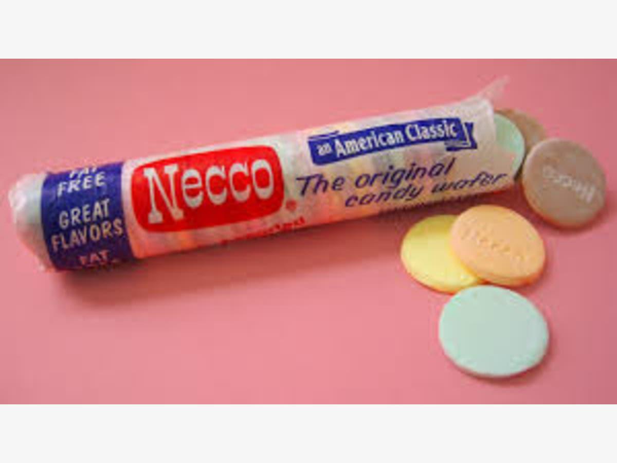 necco flavors