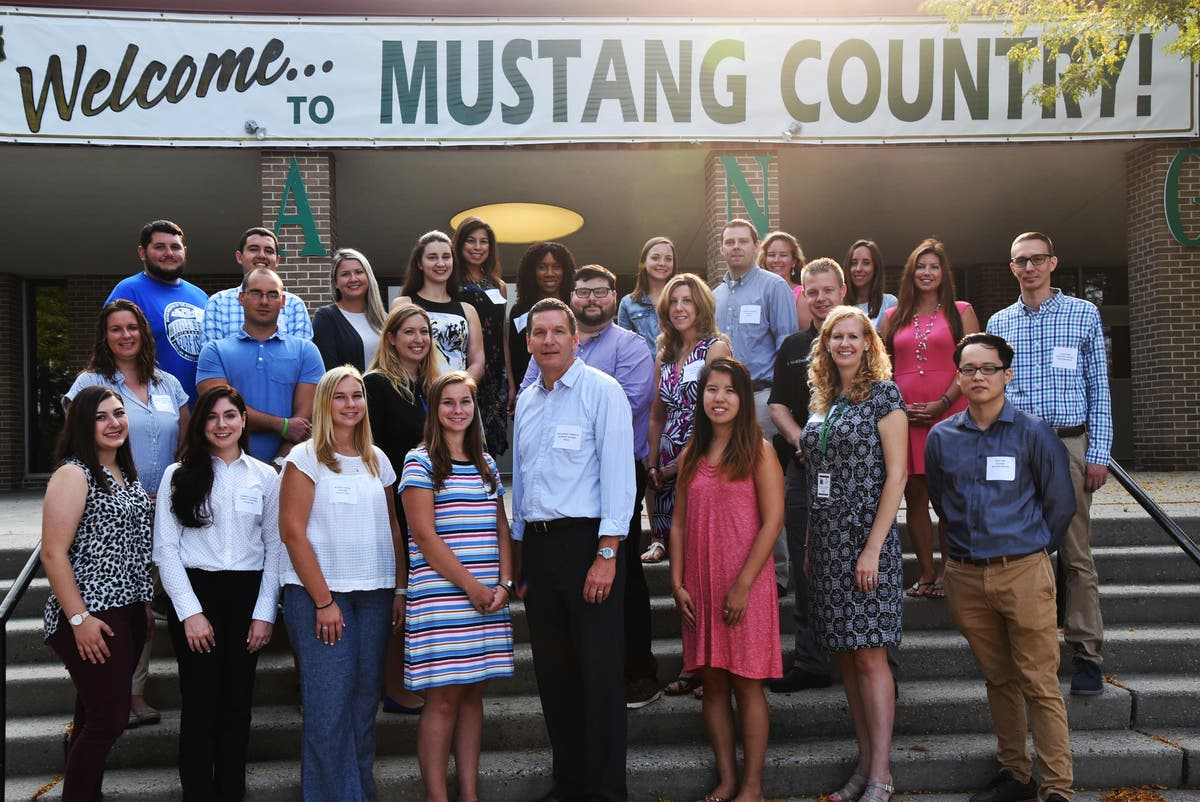 New Teachers Begin 2-Day Orientation at Montville Schools