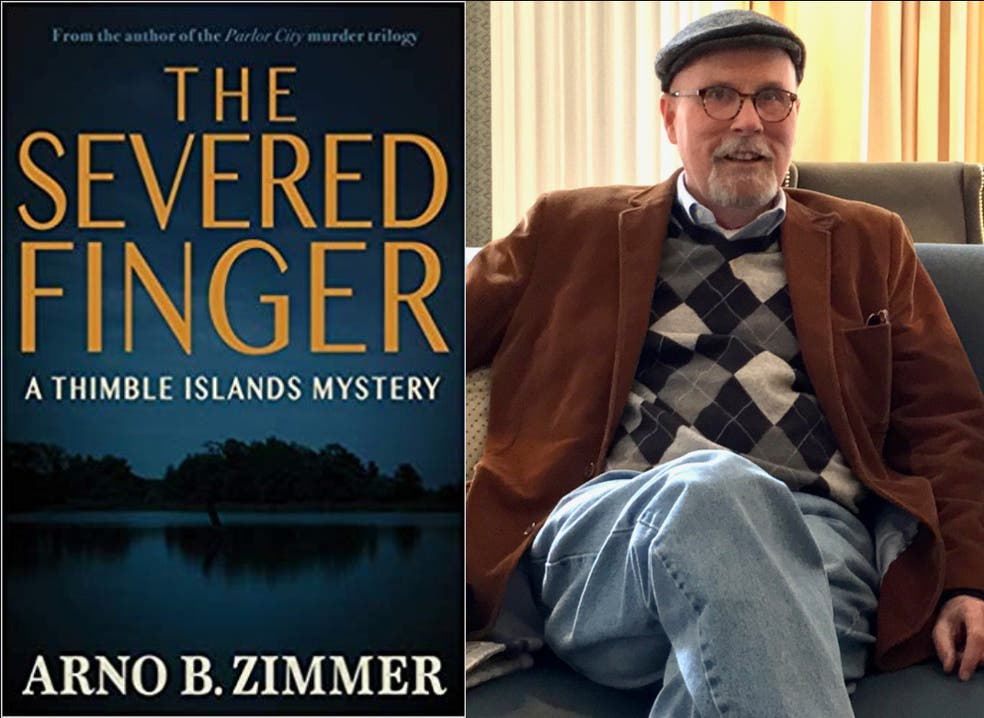 The Severed Finger: A Virtual Author Talk with Arno B. Zimmer ...