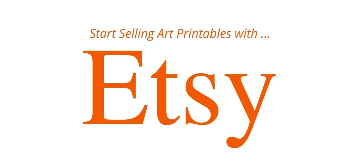Local Event: Start Selling Art Printables (or Digital Products) on Etsy
