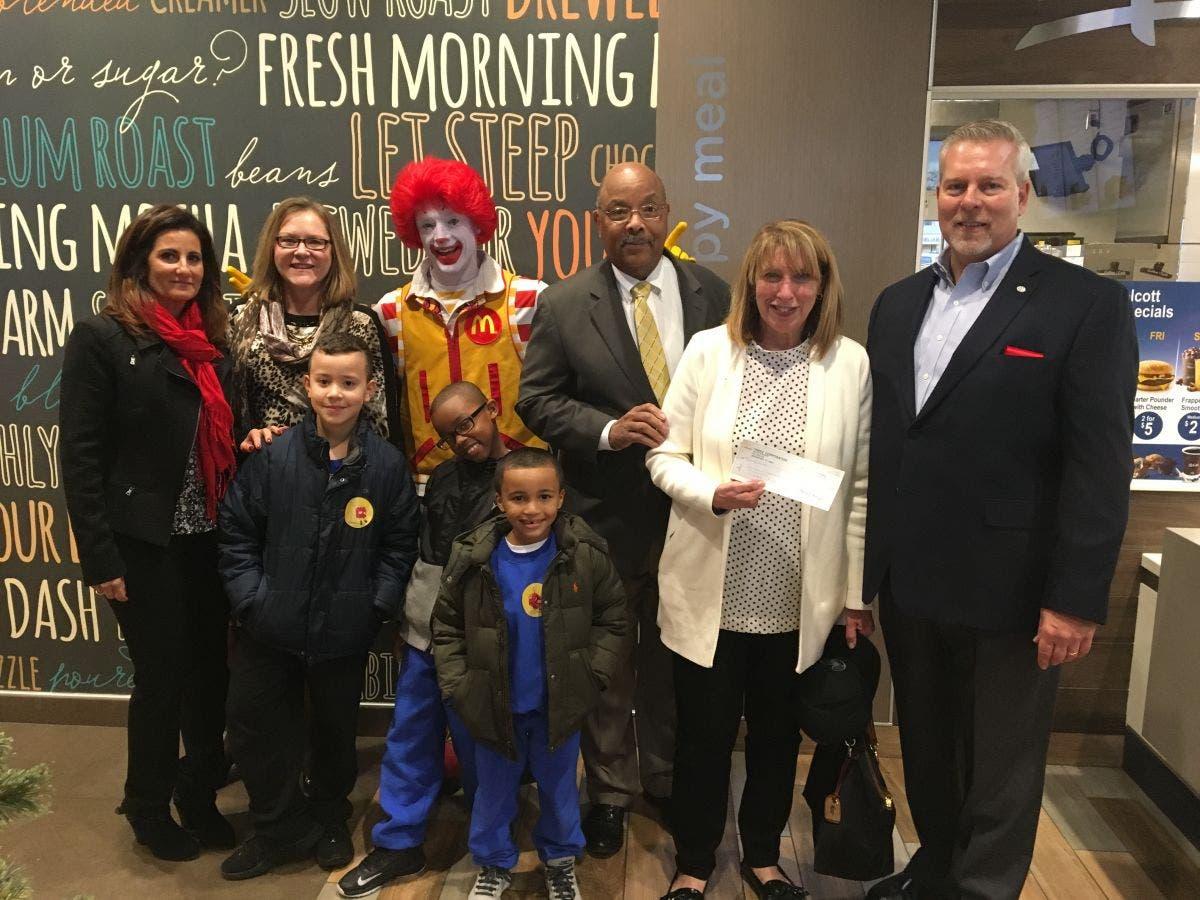 McDonald's® of Waterbury Celebrates its Grand Opening