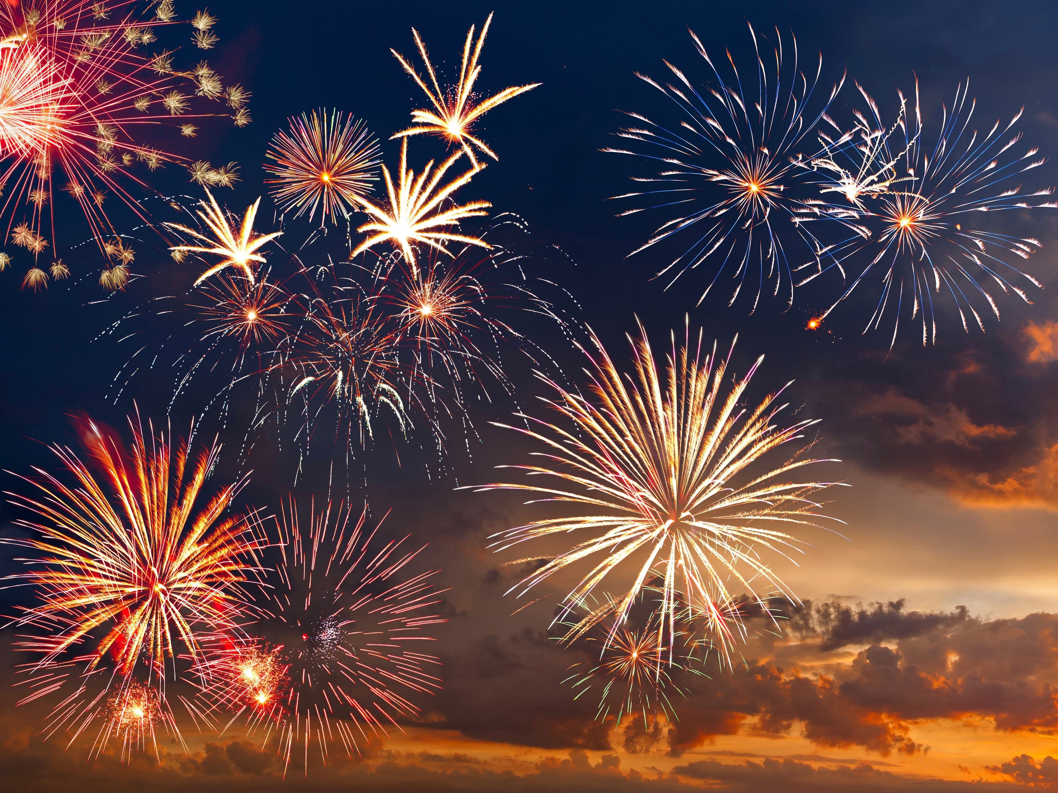 Fourth of July 2016 Fireworks, Events in San Diego County