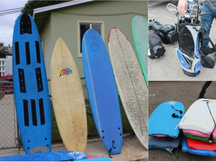 Encinitas Craigslist Ad Leads To Scores Of Stolen Surfboards Golf