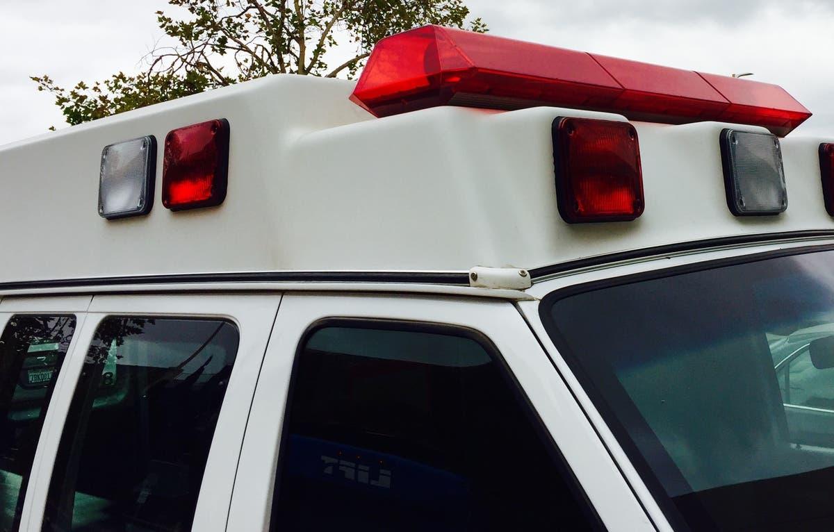 Lakeville Highway Crash: Petaluma Woman Trapped In Car