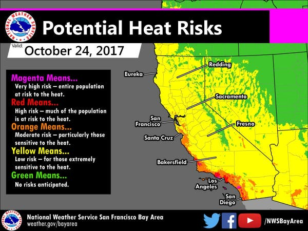 Unseasonably Warm Temps Forecast For Saratoga Bay Area Saratoga Ca Patch Statistics are not available for this location. patch